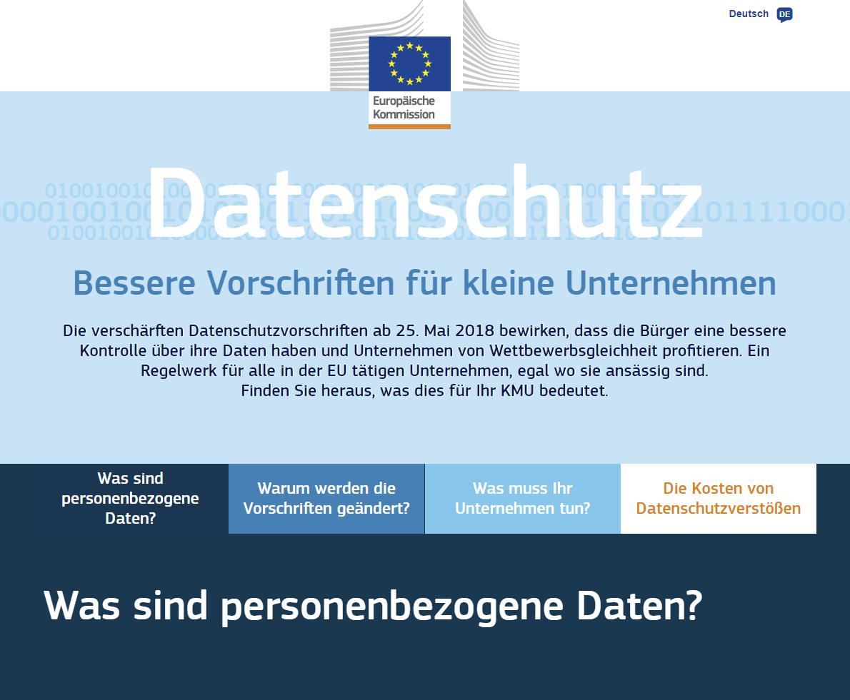 2020-03-25 21_05_10-Datenschutz - Bessere Vorschriften für kleine Unternehmen